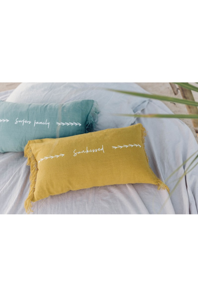 "Coussin ""Sunkissed"""