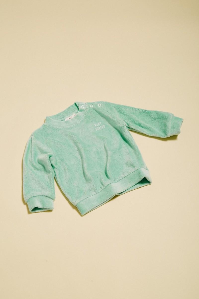 sweat mint