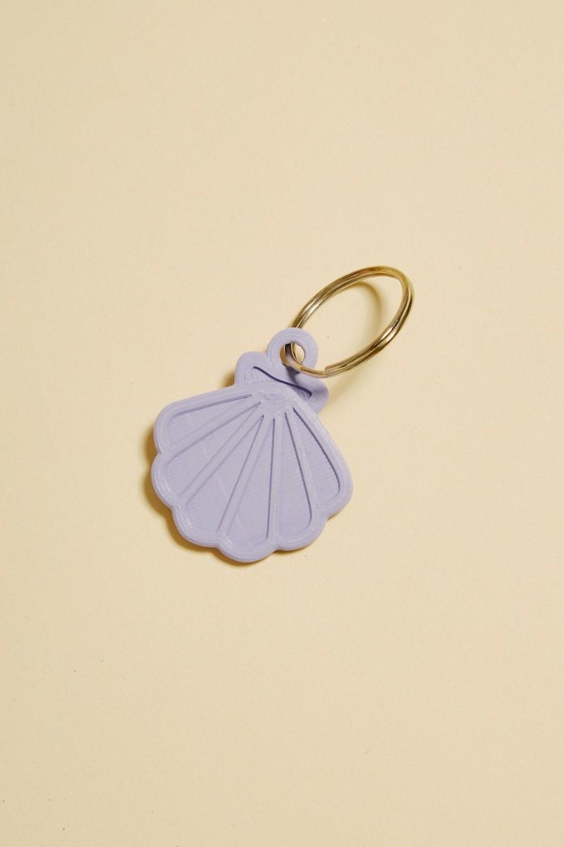 """seashell"" Key chain"