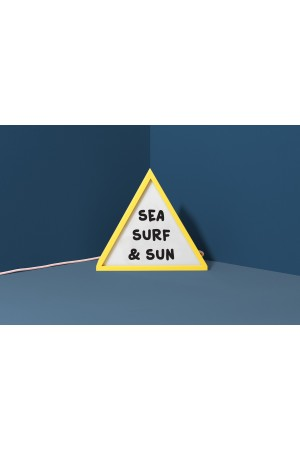 "Lampe ""SEA SURF AND SUN"""